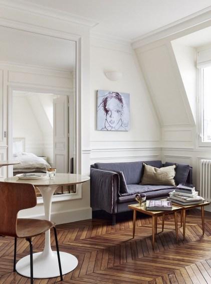 Brilliant Small Apartment Decor And Design Ideas 23