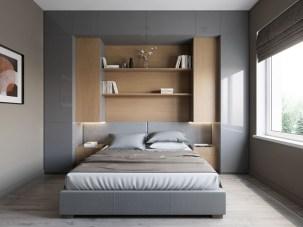 Brilliant Small Apartment Decor And Design Ideas 36
