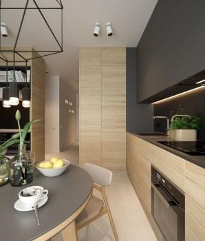 Brilliant Small Apartment Decor And Design Ideas 39