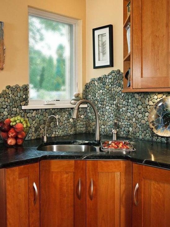 Creative And Innovative Kitchen Backsplash Decor Ideas 36