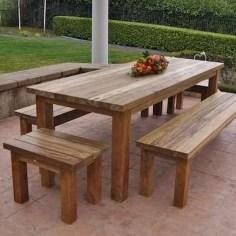 Creative DIY Outdoor Furniture Ideas 12