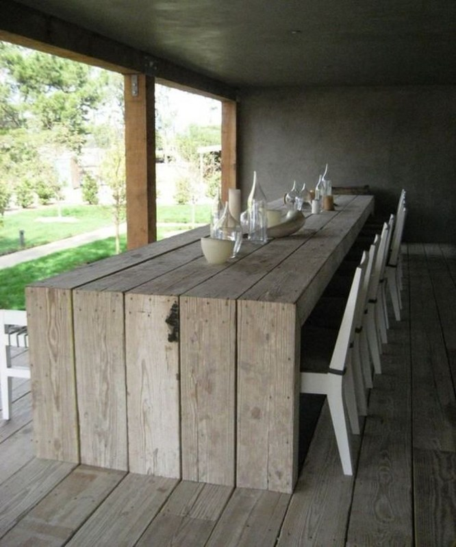 Creative DIY Outdoor Furniture Ideas 29