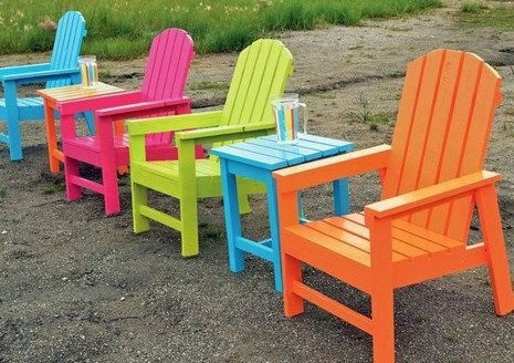 Creative DIY Outdoor Furniture Ideas 30