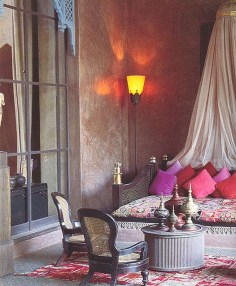 Fascinating Moroccan Bedroom Decoration Ideas 10