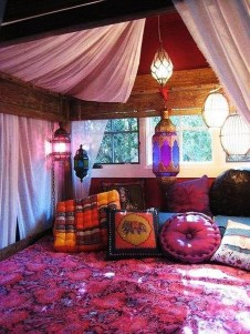 Fascinating Moroccan Bedroom Decoration Ideas 20
