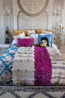 Fascinating Moroccan Bedroom Decoration Ideas 24