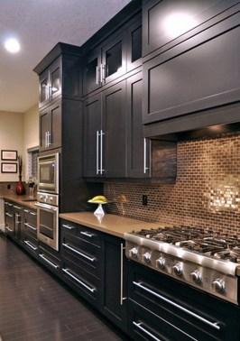 Gorgeous Black Kitchen Design Ideas You Have To Know 09