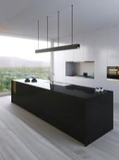 Gorgeous Black Kitchen Design Ideas You Have To Know 22