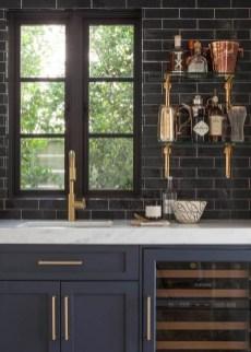 Gorgeous Black Kitchen Design Ideas You Have To Know 27