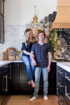 Gorgeous Black Kitchen Design Ideas You Have To Know 33