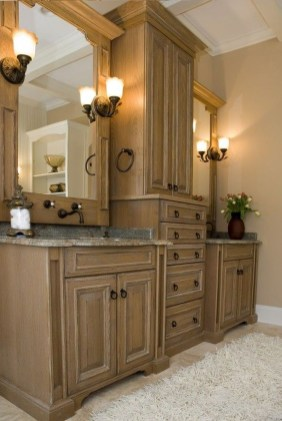 Gorgeous Kitchen Cabinets Design Ideas 26