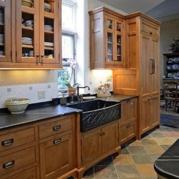 Gorgeous Kitchen Cabinets Design Ideas 39