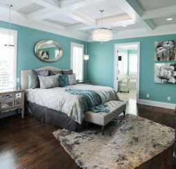 Modern Small Master Bedroom On A Budget 12