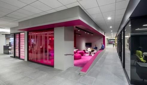 Perfect Contemporary Home Office Design Ideas 05