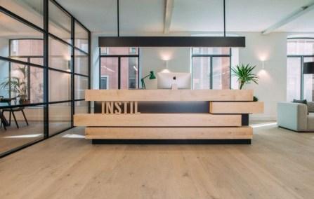 Perfect Contemporary Home Office Design Ideas 07