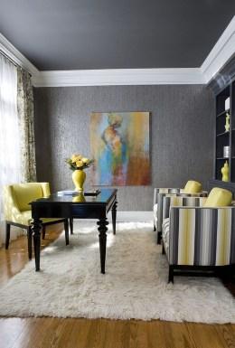 Perfect Contemporary Home Office Design Ideas 14