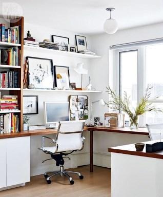 Perfect Contemporary Home Office Design Ideas 15
