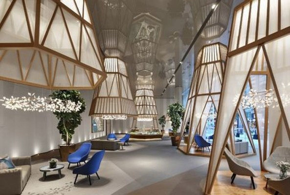Perfect Contemporary Home Office Design Ideas 32