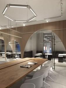 Perfect Contemporary Home Office Design Ideas 40