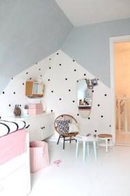 Unique Scandinavian Kids Bedroom Design To Make Your Daughter Happy 06