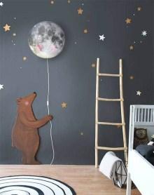 Unique Scandinavian Kids Bedroom Design To Make Your Daughter Happy 24