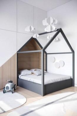 Unique Scandinavian Kids Bedroom Design To Make Your Daughter Happy 26