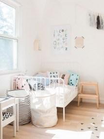 Unique Scandinavian Kids Bedroom Design To Make Your Daughter Happy 29