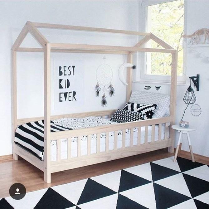 Unique Scandinavian Kids Bedroom Design To Make Your Daughter Happy 34
