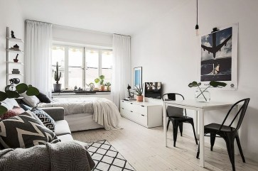 Awesome Decorating Ideas For Small Apartments 04