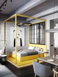 Awesome Decorating Ideas For Small Apartments 23