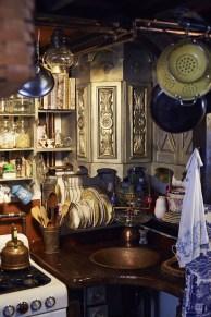 Classy Bohemian Style Kitchen Design Ideas 02