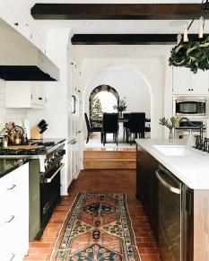 Classy Bohemian Style Kitchen Design Ideas 05