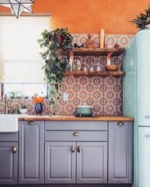 Classy Bohemian Style Kitchen Design Ideas 10