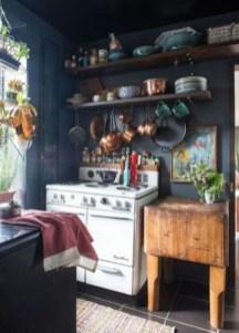 Classy Bohemian Style Kitchen Design Ideas 19