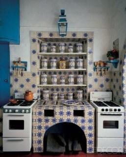 Classy Bohemian Style Kitchen Design Ideas 38