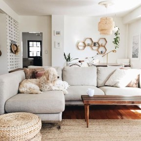 Cozy And Relaxing Living Room Design Ideas 15