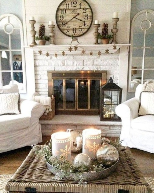 Cozy And Relaxing Living Room Design Ideas 41
