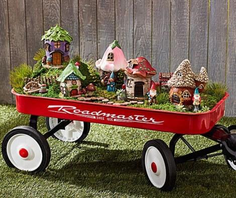Cute Fairy Garden Design Ideas 06