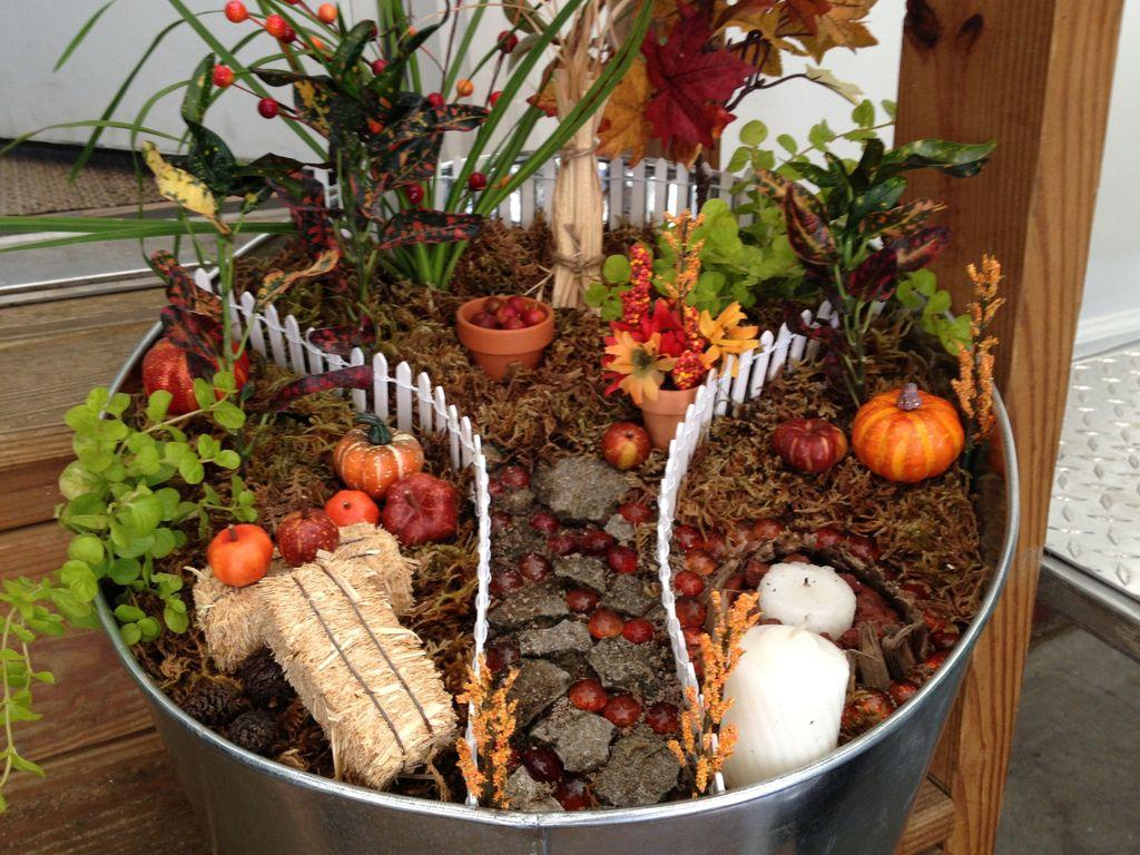 Cute Fairy Garden Design Ideas 10
