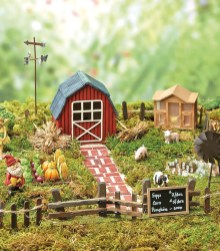 Cute Fairy Garden Design Ideas 14