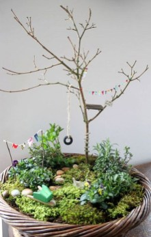 Cute Fairy Garden Design Ideas 30