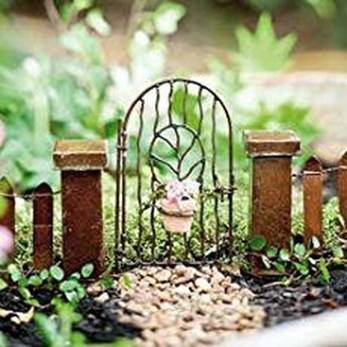 Cute Fairy Garden Design Ideas 31