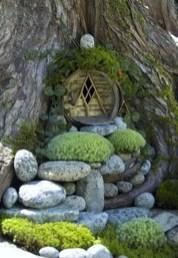Cute Fairy Garden Design Ideas 43