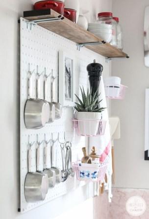 Easy DIY Kitchen Storage Ideas For Your Kitchen 06
