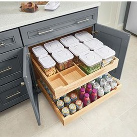 Easy DIY Kitchen Storage Ideas For Your Kitchen 29