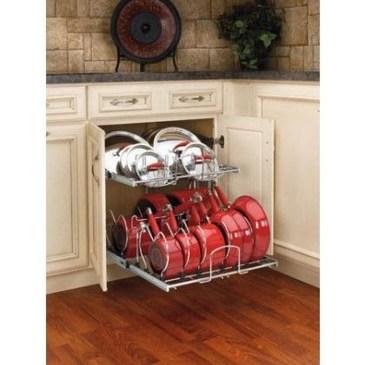 Easy DIY Kitchen Storage Ideas For Your Kitchen 35
