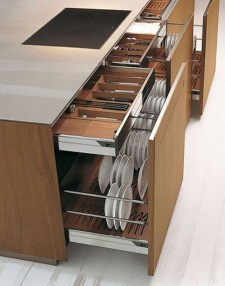 Easy DIY Kitchen Storage Ideas For Your Kitchen 40