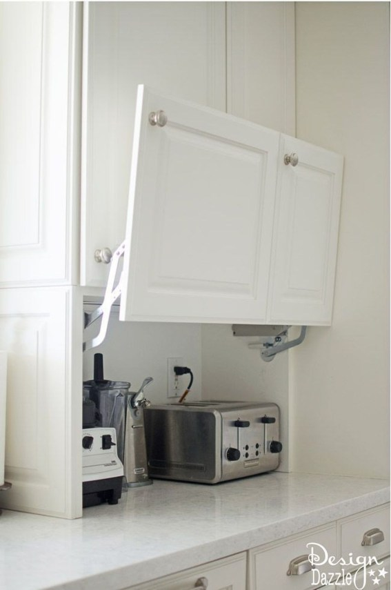 Easy DIY Kitchen Storage Ideas For Your Kitchen 52