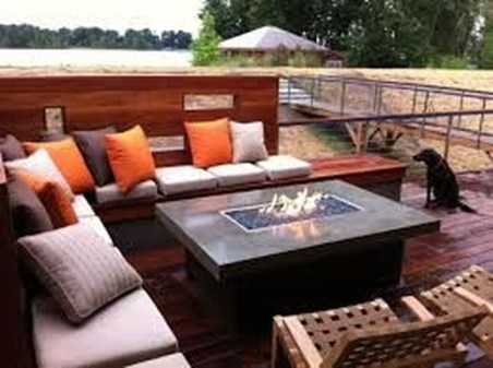 Easy DIY Wooden Deck Design For Your Home 03