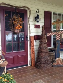 Easy Fall Porch Decoration Ideas To Make Unforgettable Moments 14